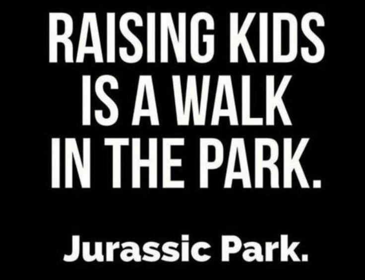 Grapje Jurassic Park