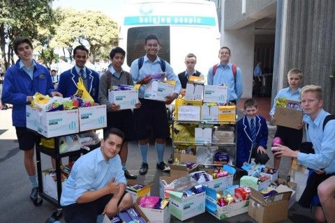 Easter Egg Drives at Young Vinnies