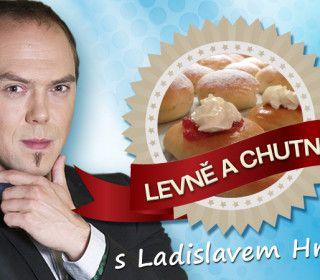 Láďa Hruška vaří LEVNĚ A CHUTNĚ: Nemastné koblihy vyjdou na 1,50 za kus!