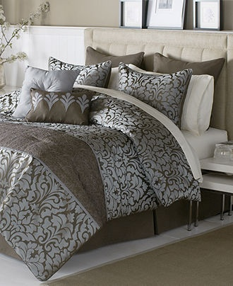 Antionette 24 Piece Queen Comforter Set Bed In A Bag