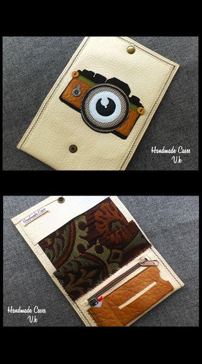 foto camera! Tobacco Case Synthetic Leather  https://www.facebook.com/Vassoartistiko