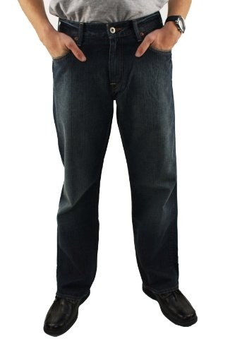 Lucky Brand Jeans Men's Style: Straight Leg 165 « Impulse Clothes