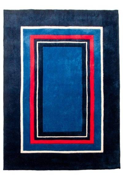 I really want this Paterson Rose rug for my son's room!