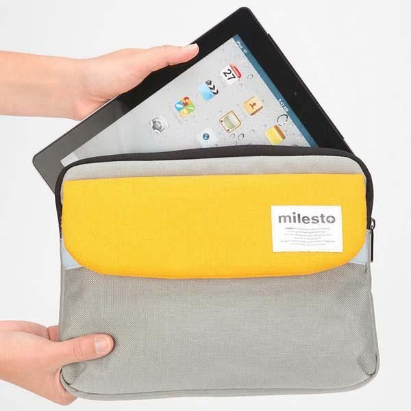 The Neo-Utility Milesto iPad Case