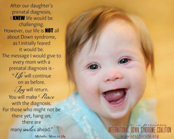 International Down Syndrome Coalition- IDSC: Joy Will Return
