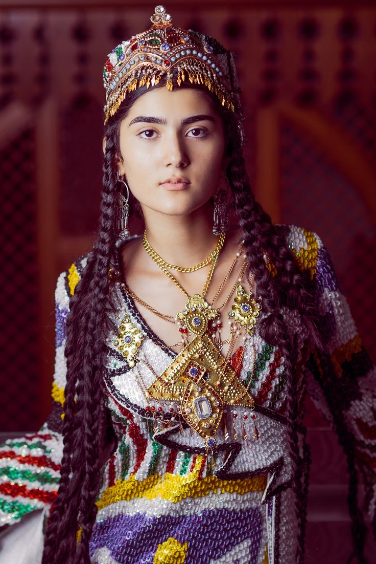 Tajik Beauty by Nissor Abdourazakov on 500px