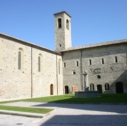 The New Contemporary Art Museum of Le Marche, Mercatello sul Metauro, opens in September 2012