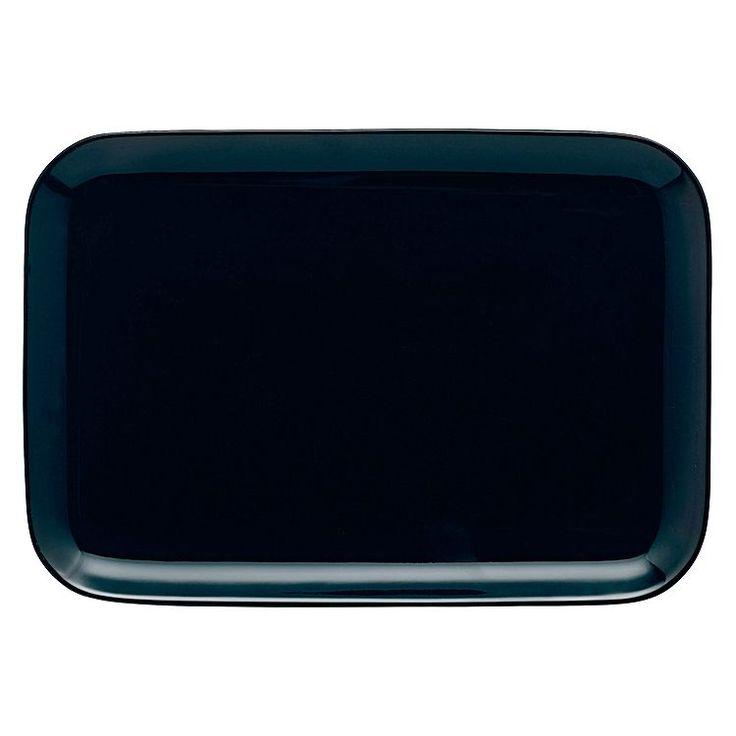 Olio Dark Blue Glaze Medium Platter