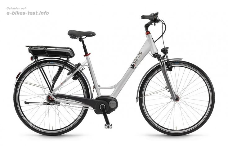 Das Sinus Fahrrad BC30 Einrohr 400Wh 26 Zoll 7-G NexusRT hier auf E-Bikes-Test.info vorgestellt. Weitere Details zu diesem Bike auf unserer Webseite.
