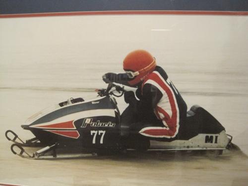vintage race snowmobile pics