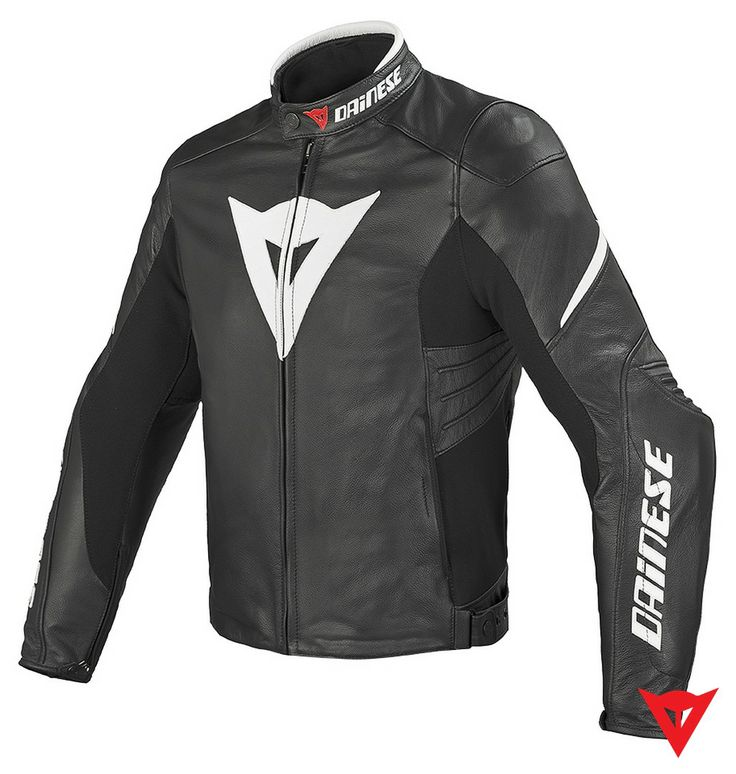 Dainese Leather Jacket Laguna Evo Pelle - front