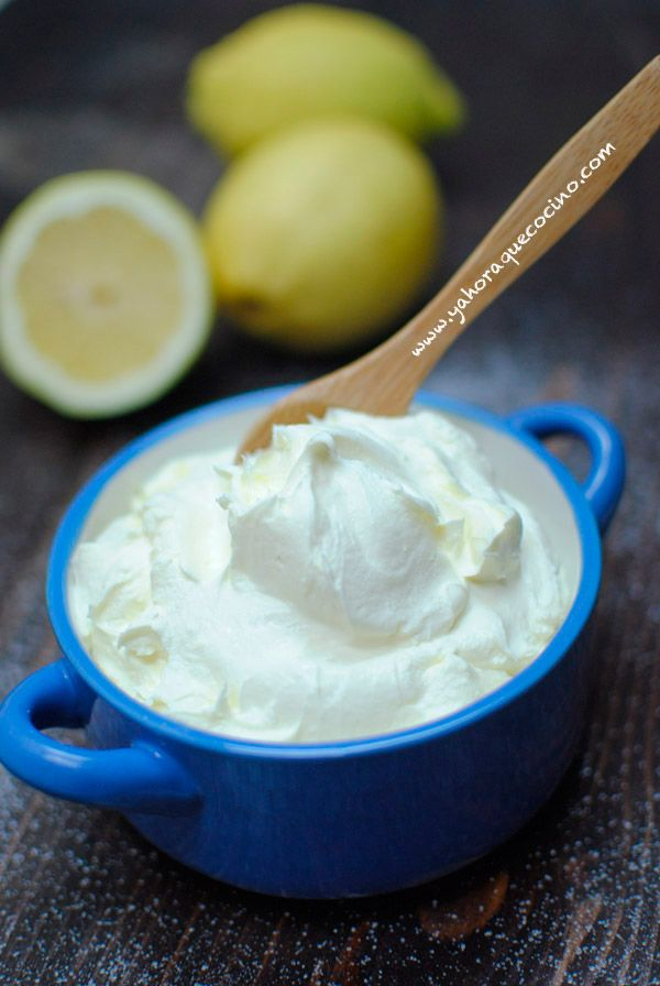 Queso Mascarpone Sin Lactosa #sinlactosa #lactosefree