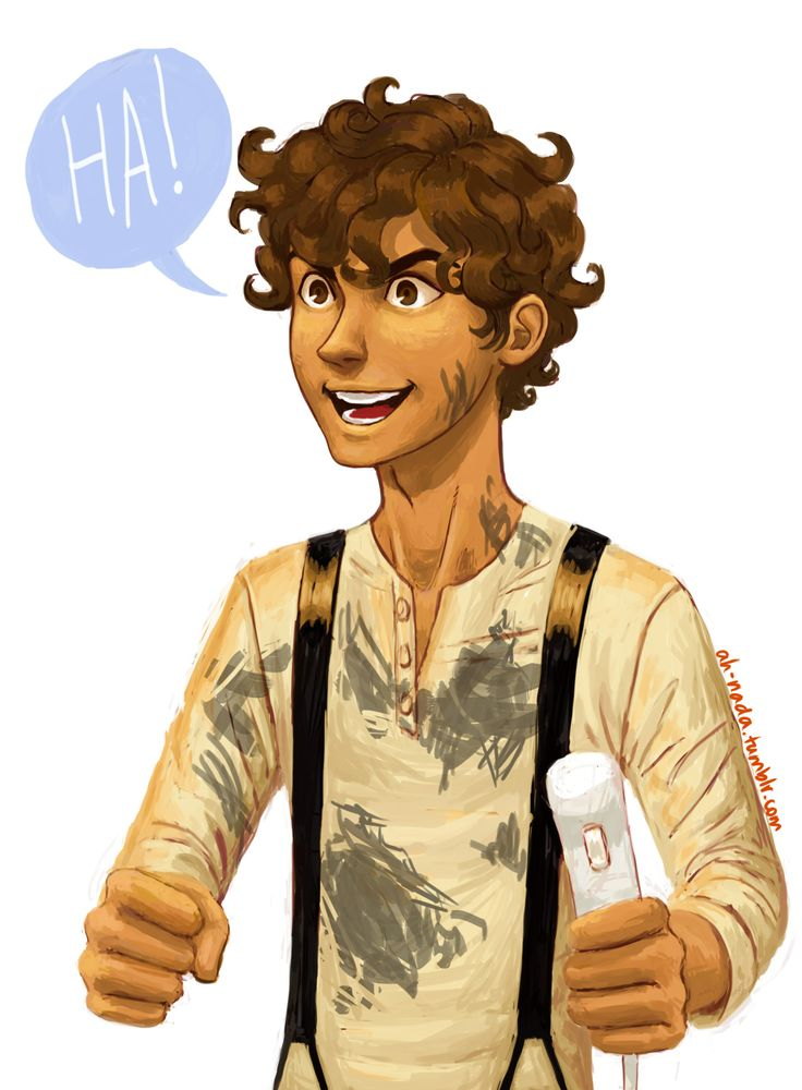 """Anonymous asked you: """" have u read HoH yet? I haven't. It still hasn't released in my country and the wait is killing me O_o """" Anonymous asked you: """" Hey! Oh My freak, I love your Percy Jackson artwork but I noticed you haven't drawn much of Leo and..."""
