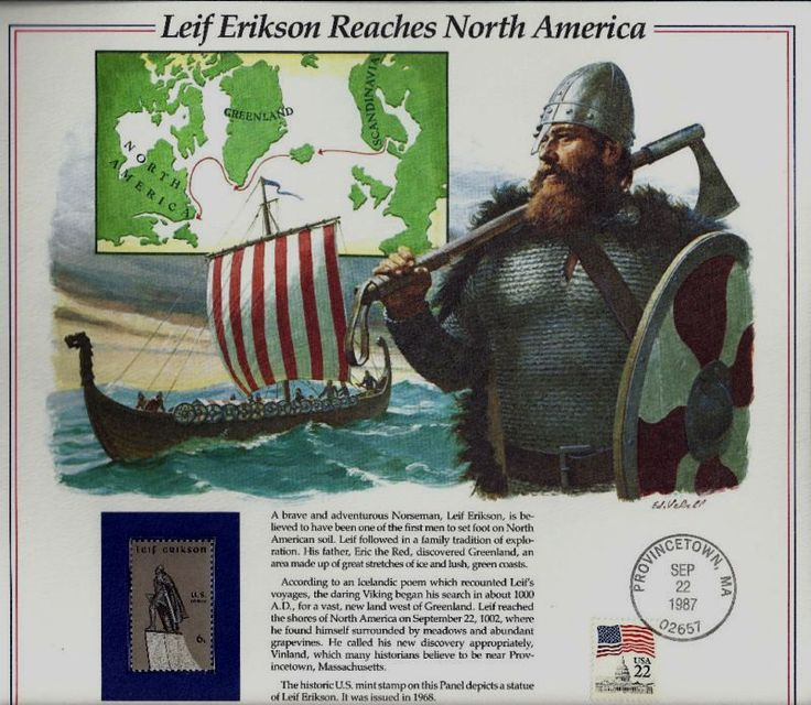 lief erikson day | Celebrate Leif Erikson Day October 9th!