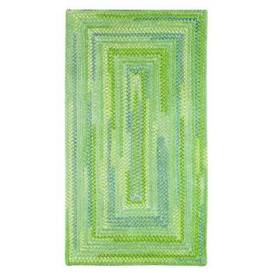 Capel Country Grove Concentric Sea Gl 7 Ft X 9 Area Rug