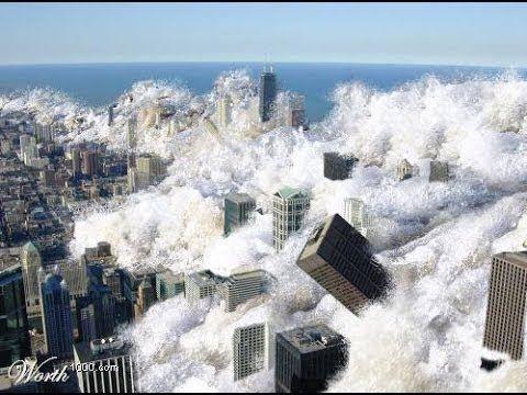Tsunamis Olas Asesinas y Maremotos (Docomentales de Catastrofes)
