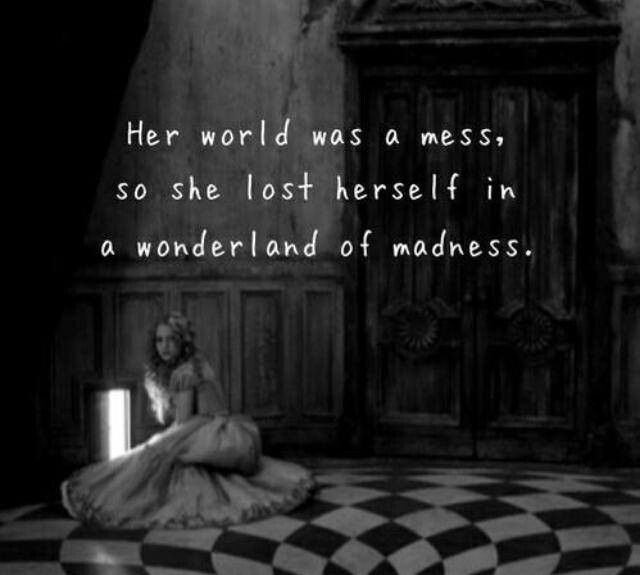 Alice In Wonderland Book Quotes: Alice In Wonderland Quote