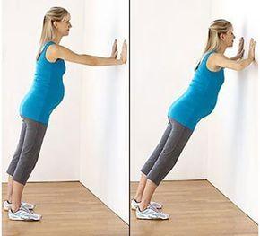 Exercice à faire durant la grossesse !!
