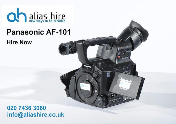 The Panasonic AF-101