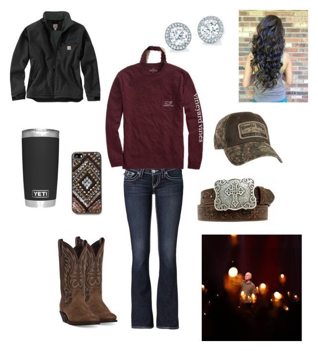"""""""Christmas Eve ❄️"""" by babyinblue on Polyvore featuring True Religion, Hollister Co., Vineyard Vines, Laredo, Carhartt, Free People and Surfer Girl #festivaloutfits"""