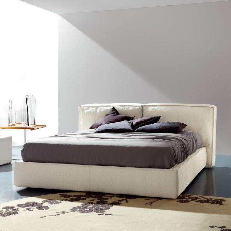 Cabezal cama acolchado interesting cabezal cama tapizado - Cabecero de cama acolchado ...