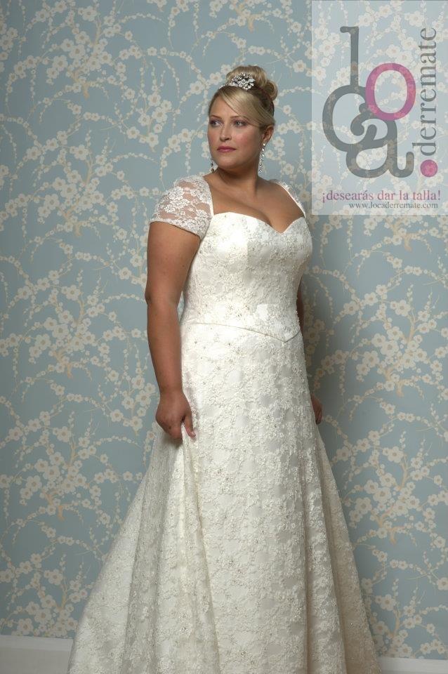 12 best Robes de mariée taille plus images on Pinterest | Wedding ...