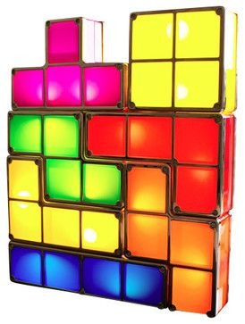 Tetris Light - eclectic - Track Lighting Accessories - 2Shopper
