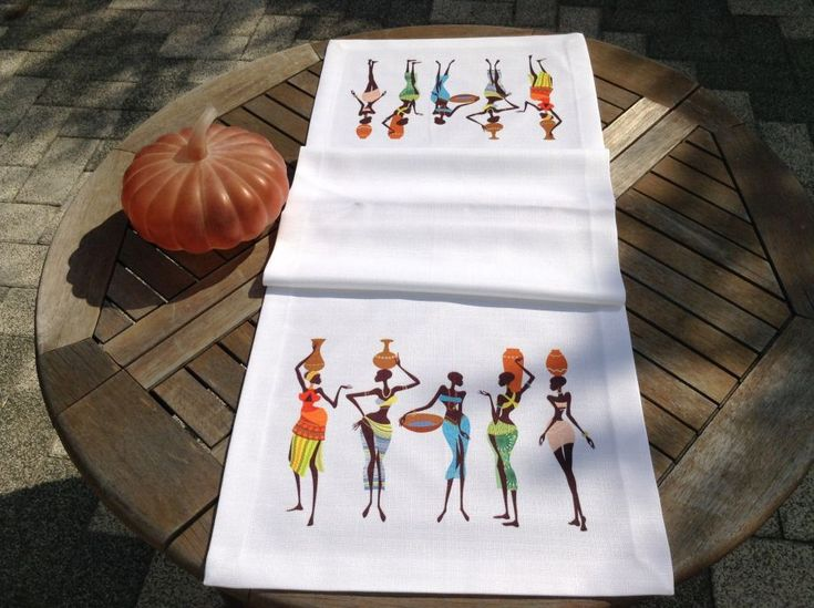 Afrikalı Kızlar Runner - Mutfak 355742 | zet.com