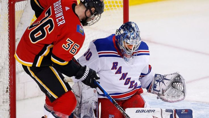 cool B-day boy Lundqvist sets NHL record with another 50-save win