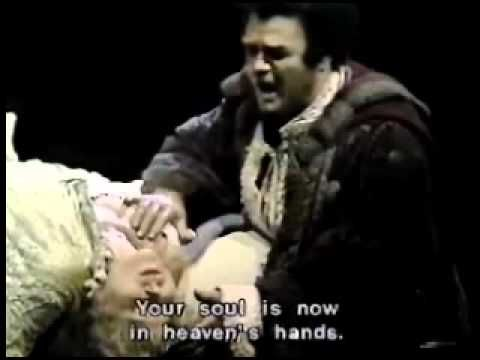"""Niun Mi Tema,"" ""Othello,"" Verdi, Jon Vickers, 1978"