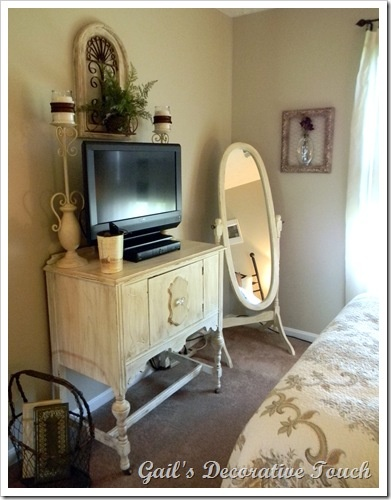 Cute for the someday beach condo | Home - Bedroom