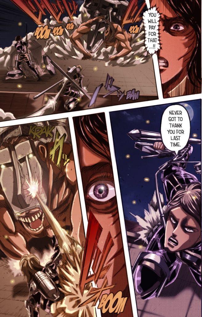 Shingeki No Kyojin Chapter 113 Attack On Titan Anime
