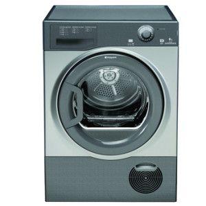 Hotpoint TCEM80C6G EXPERIENCE 8kg Condenser Tumble Dryer Graphite