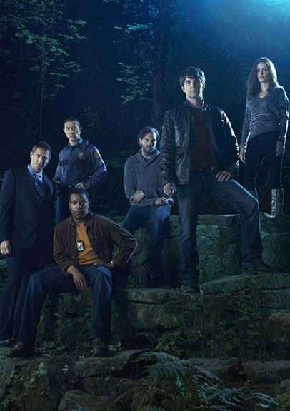 Grimm - Yes, I'm a Grimmster.  I love this show!  Friday nights are the best :)