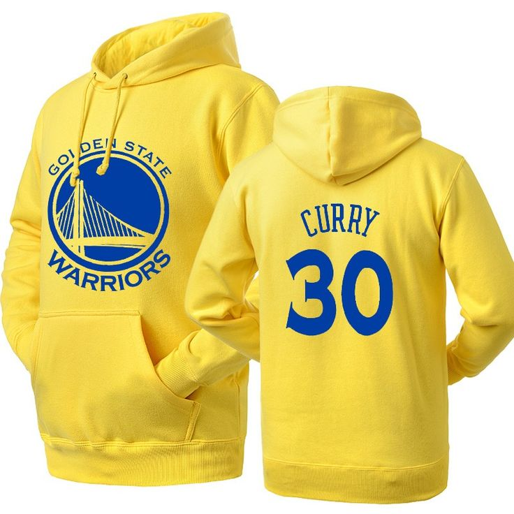 NBA Golden State Warriors Stephen Curry #30 logo pullover hoodie sweatshirt-Can  I please