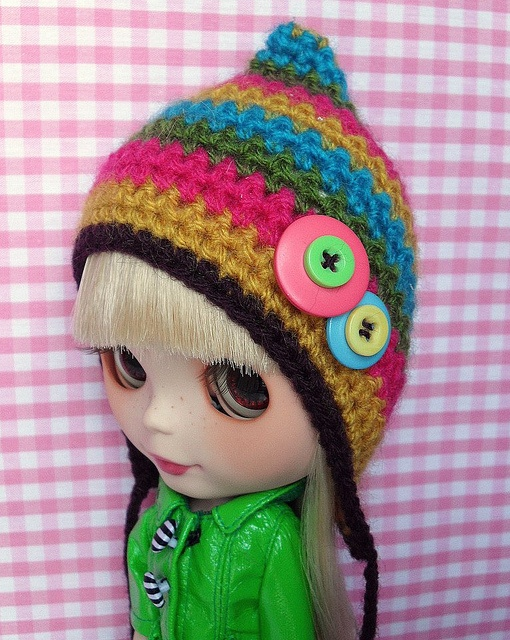 17 Best images about Blythe patterns on Pinterest Poncho ...