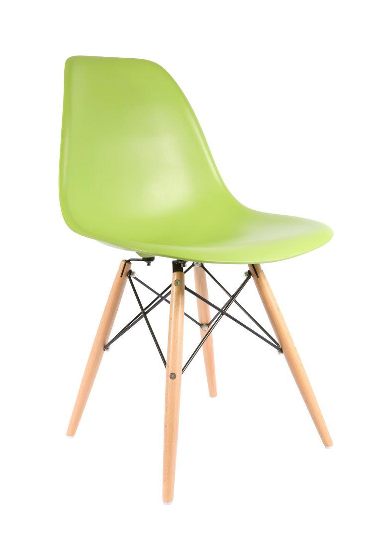 Chaise DSW Vert