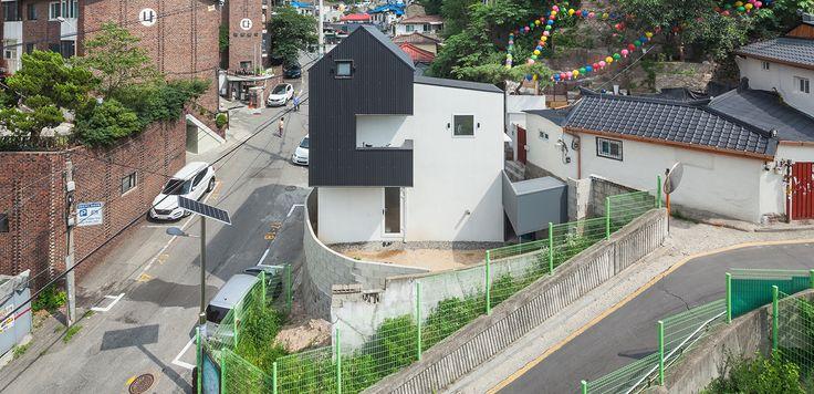 OBBA: 50 sqm House