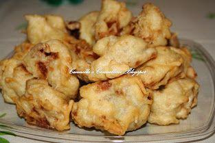 Cavolfiore in pastella http://cannellaecannelloni.blogspot.it/2014/01/cavolfiore-in-pastella.html