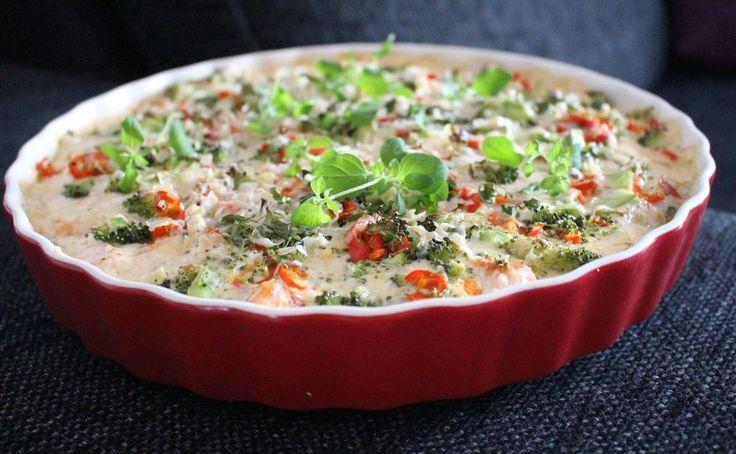 matildalagar.blogg.se - Krämig fiskgratäng med riven parmesan