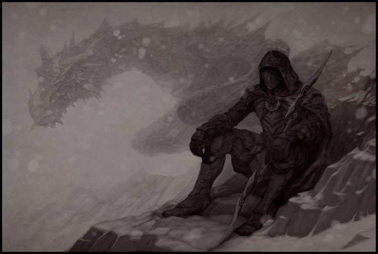 Nightingale  The elder scrolls V Skyrim: Fan Art                                                                                                                                                                                 More