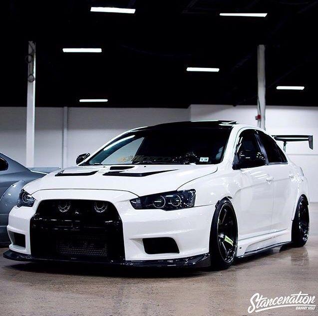 Mitsubishi evo X                                                                                                                                                      More
