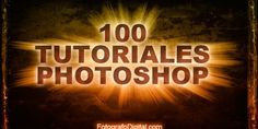 100 video-tutoriales de Photoshop en español