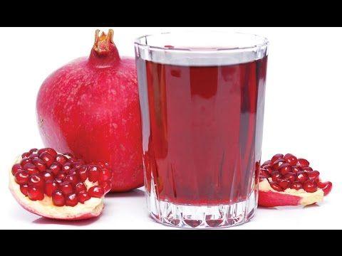 Pomegranate Health Benefits of Tea - World Of Herbal Health