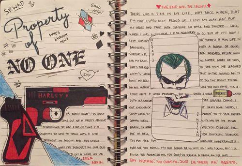 Harley Quinn and The Joker • Concept Art More