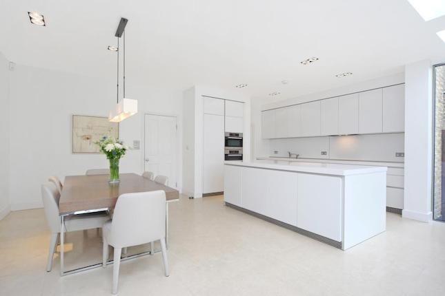 Bulthaup white gloss kitchen