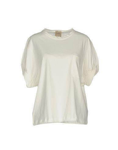 NUDE Women's T-shirt White 10 US