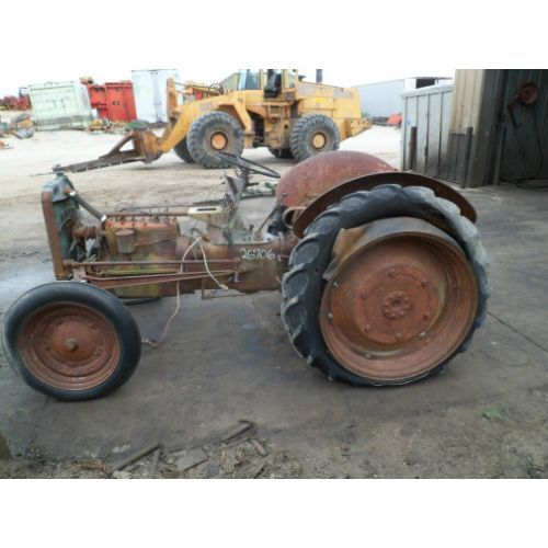 Used Tractor Salvage : Used ford n tractor parts eq call
