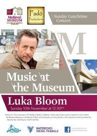 Luka Bloom Concert