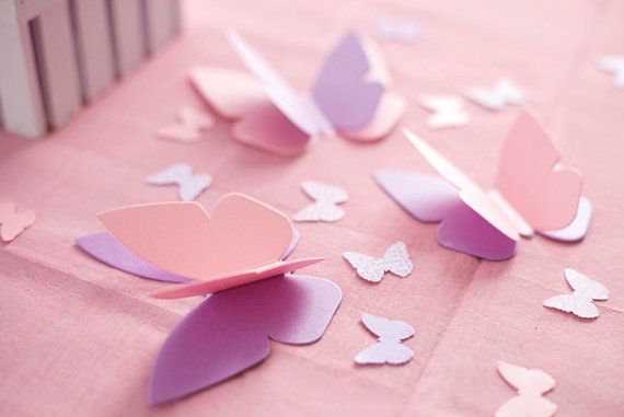 Butterfly Party Decorations  Personalized & by SetToCelebrate, $4.75